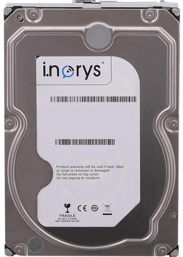 """Внутрішній жорсткий диск I.norys 500ГБ 7200 обертів в хвилину 32MB 3.5"""" SATA II INO-IHDD0500S2-D1-7232, мініатюра №1"""