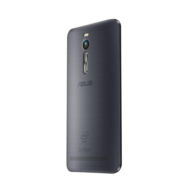 Смартфон Asus ZenFone 2 4-64 Gb Glacier grey 90AZ00A5-M03670, мініатюра №20