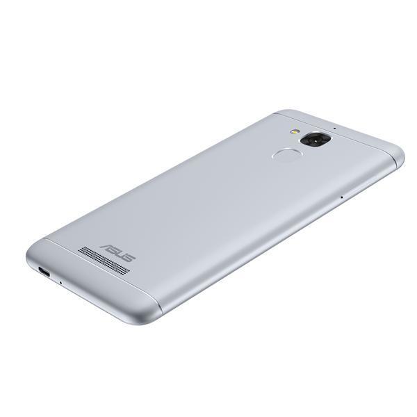 Смартфон Asus ZenFone 3 Max 3-32 Gb Glacier silver ZC520TL-4J092WW, мініатюра №5
