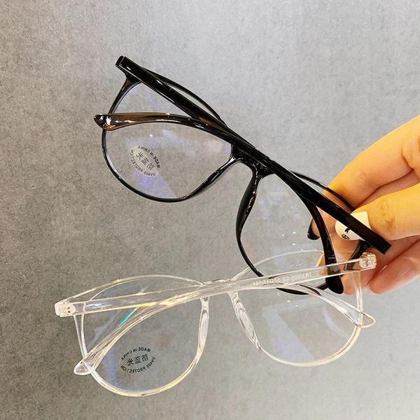 Очки для компьютера UVLAIK прозрачные оправа Черная 255, мініатюра №7