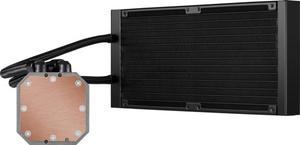Система водяного охлаждения Corsair iCUE H115i Elite Capellix RGB (CW-9060047-WW), Intel 2066/2011/1200/1151/1150/1155/1156/1366, AMD TRX4/TR4/AM4/AM3/AM2, 322х137х27 мм