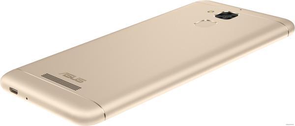 Смартфон Asus ZenFone 3 Max 2-32 Gb Sand gold ZC553KL-4G015WW, мініатюра №4