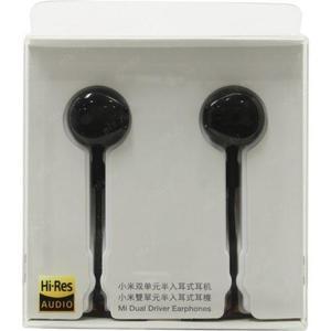 Наушники Xiaomi Dual Driver Half-Ear Гарнитура 3, 5 Eaphone Mi