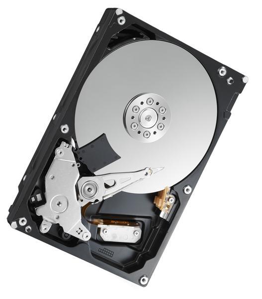 """Внутрішній жорсткий диск Toshiba P300 500ГБ 7200 обертів в хвилину 64МБ 3.5"""" SATA III HDWD105UZSVA, мініатюра №5"""