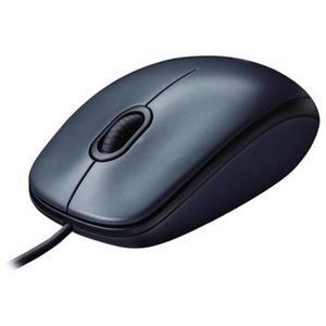 Мышь Logitech M100 (910-005003) Gray USB