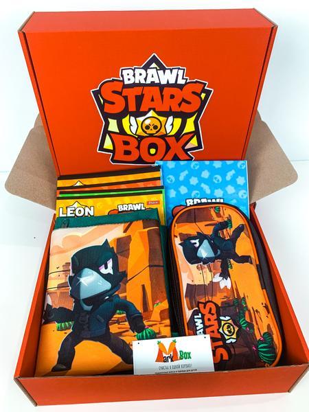 Набор Brawl Stars Box Бравл Старс Бокс, мініатюра №2