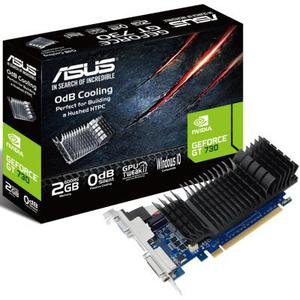 Відеокарта ASUS GeForce GT730 2048Mb (GT730-SL-2GD5-BRK)