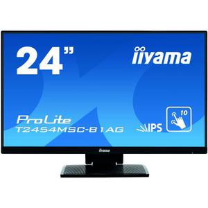 Сенсорный дисплей iiyama ProLite IPS 23.8'' Full HD (T2454MSC-B1AG)