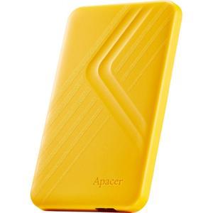 """Зовнішній жорсткий диск Apacer PHD External 2.5"""" USB 3.2 Gen. 1 AC236 1Tb yellow color box AP1TBAC236Y-1"""