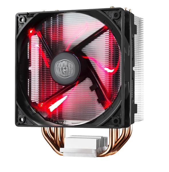 Система охолодження Cooler Master Hyper 212 LED (RR-212L-16PR-R1), мініатюра №1