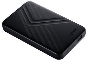 """Зовнішній жорсткий диск Apacer 2.5"""" USB 3.1 1TB AC236 black"""