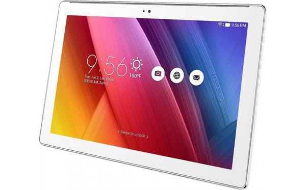 Планшет ASUS ZenPad 10 4G 10 2/32GB White (P01T-Z300CL), мініатюра №3