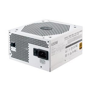 Блок питания CoolerMaster 650W V650 GOLD-V2 WHITE EDITION (MPY-650V-AGBAG-EU)