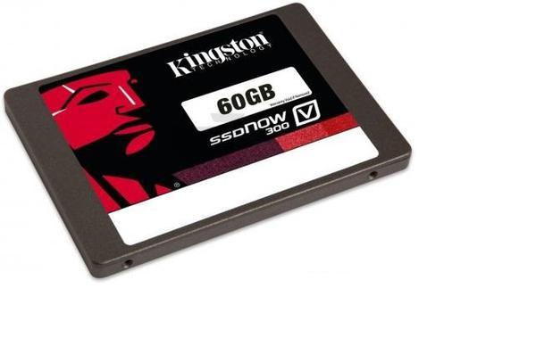 """Внутренний накопитель Kingston 60 ГБ 2.5"""" Technology SSD Now V300 SV300S37A 60G, мініатюра №3"""