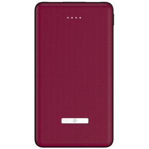 Универсальная батарея (Power Bank) 2E SOTA series 10000мА/ч, DC 5V, 2USB-2.1A&2.1A, red (2E-PB1006AS-RED)