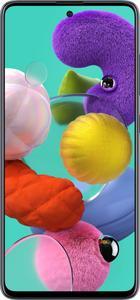 Смартфон Samsung Galaxy A51 DS 4-64 Gb Prism Crush blackZKUSEK