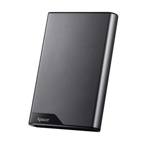 """Зовнішній жорсткий диск Apacer 2TB 2.5"""" USB 3.1 AC632 Metal grey AP2TBAC632A-1"""