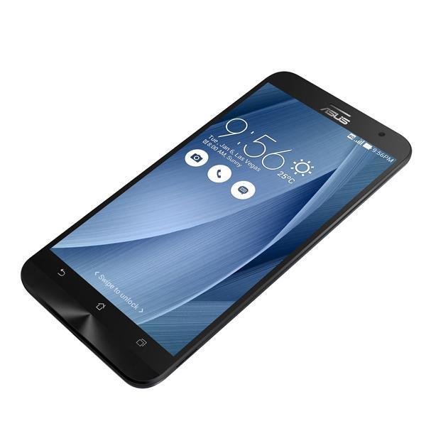 Смартфон Asus ZenFone 2 4-64 Gb Glacier grey 90AZ00A5-M03670, мініатюра №28