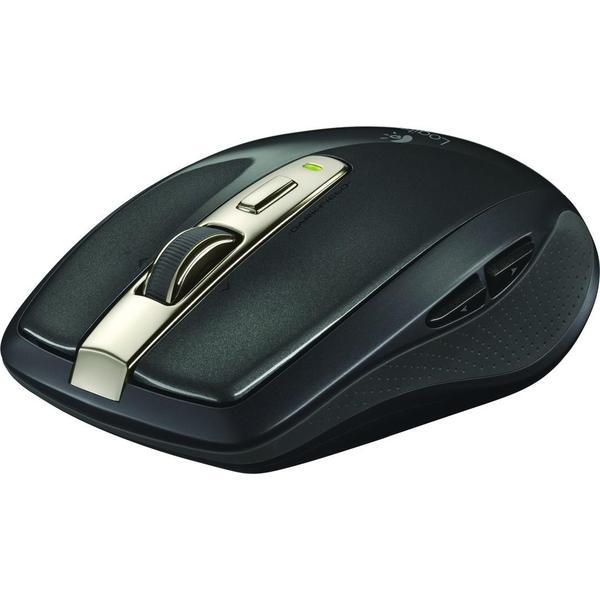 Мишка Logitech  Anywhere MX Wireless Black (910-002899), мініатюра №6
