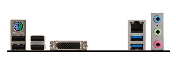Материнська плата MSI  H110M PRO-D (7996-019R), мініатюра №5