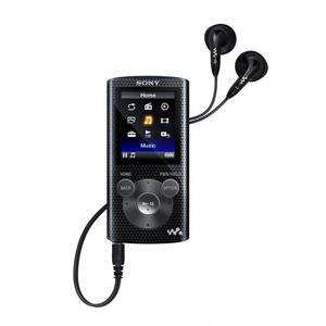 MP3-плеер Sony Walkman NWZ-E383 4GB Black (NWZE383B.EE)
