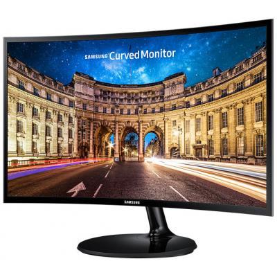 Монітор Samsung C27F390FHI VA 27'' Full HD LC27F390FHIXCI, мініатюра №6