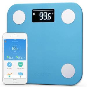 Весы напольные Aresa Mini Smart Scale Blue (M1501-BL)