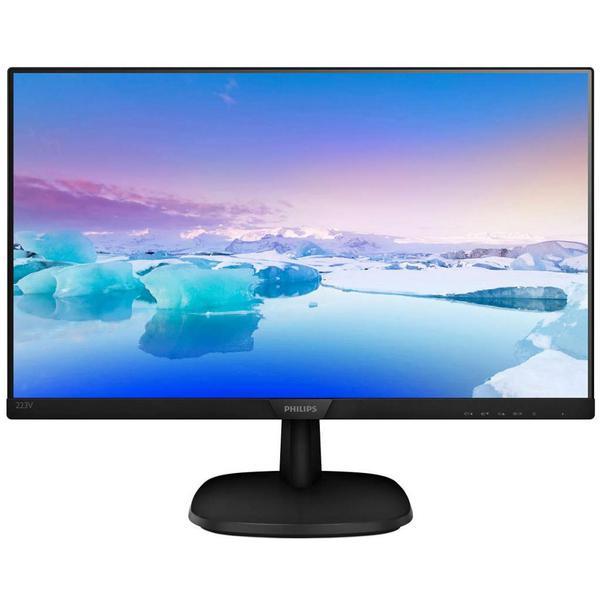 Монітор Philips LCD 23.8'' Full HD 243V7QJABF 01, мініатюра №1