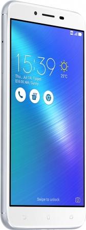 Смартфон Asus ZenFone 3 Max 2-32 Gb Glacier silver 90AX00D3-M00300, мініатюра №2