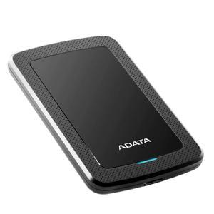 """Зовнішній жорсткий диск A-Data USB 3.2 Gen1 HV300 2TB 2 5"""" чорний AHV300-2TU31-CBK"""