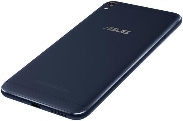 Смартфон Asus ZenFone Live 2-16 Gb Navy black ZB501KL-4A030A, мініатюра №3