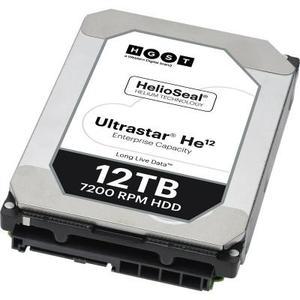 """Внутрішній жорсткий диск Hitachi HGST 3.5"""" 12TB 0F30146 HUH721212ALE604"""