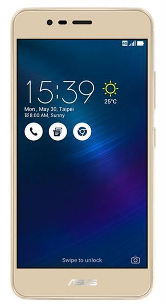 Смартфон Asus ZenFone 3 Max 2-32 Gb gold ZC520TL-4G076WW, мініатюра №1