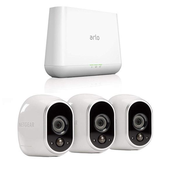 Камера відеоспостереження Netgear ARLO (VMS3330), мініатюра №1