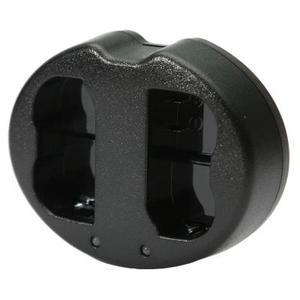 Зарядное устройство для фото/видеокамер PowerPlant Dual Nikon EN-EL14 для двух аккумуляторов (DV00DV3390)