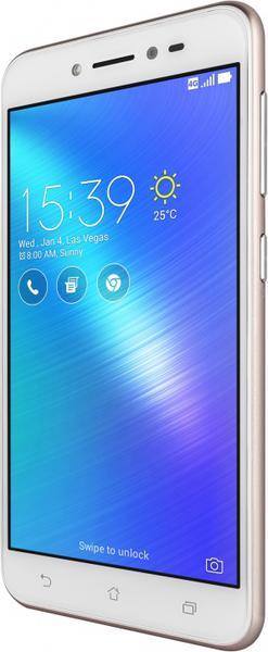 Смартфон Asus ZenFone Live 2-16 Gb gold ZB501KL-4G034A, мініатюра №3