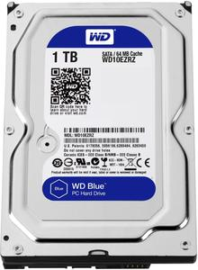 Внутрішній жорсткий диск Western Digital SATA 1TB WD10EZRZ WD blue