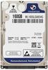 """Внутрішній жорсткий диск Mediamax 160ГБ 5400 обертів в хвилину 8МБ 2.5"""" SATA II WL160GLSA854G, мініатюра №1"""