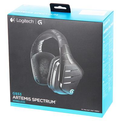 Навушники Logitech G933 Gaming Wireless (981-000599), мініатюра №7