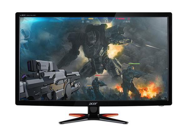 """Монітор Acer GN246HL Bbid 24"""" Full HD UM.FG6AA.B06, мініатюра №5"""