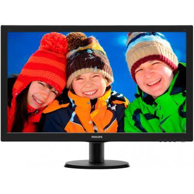 Монітор Philips LCD 21.5'' Full HD 223V5LHSB2 00, мініатюра №1