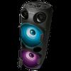 Колонка SVEN PS-750 Black 80Вт TWS bluetooth подсветка караоке, мініатюра №3