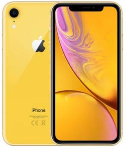 Смартфон Apple iPhone XR 128 Gb yellow