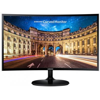 Монітор Samsung C27F390FHI VA 27'' Full HD LC27F390FHIXCI, мініатюра №1