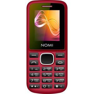 Кнопочный телефон Nomi i188 Red (i188 Red)