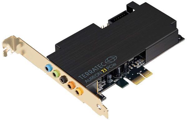 Внутрішня звукова карта Terratec Aureon 7.1 PCIe, мініатюра №2