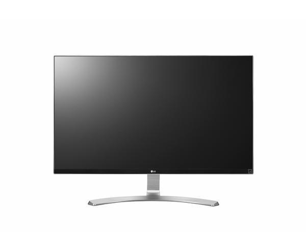 """Монітор LG LED 27"""" 4K Ultra HD 27UD68-W, мініатюра №2"""