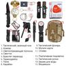 Набір туристичний Swiss Military Hanowa для выживания 17 в 1 survival military, мініатюра №1