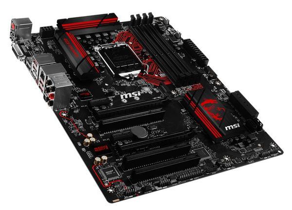 Материнська плата MSI  B150 Gaming M3 (B150 GAMING M3), мініатюра №2