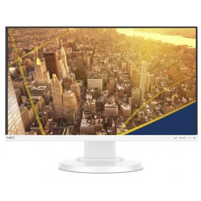 Монітор Nec E241N LCD 23.8'' Full HD white 60004221, мініатюра №1